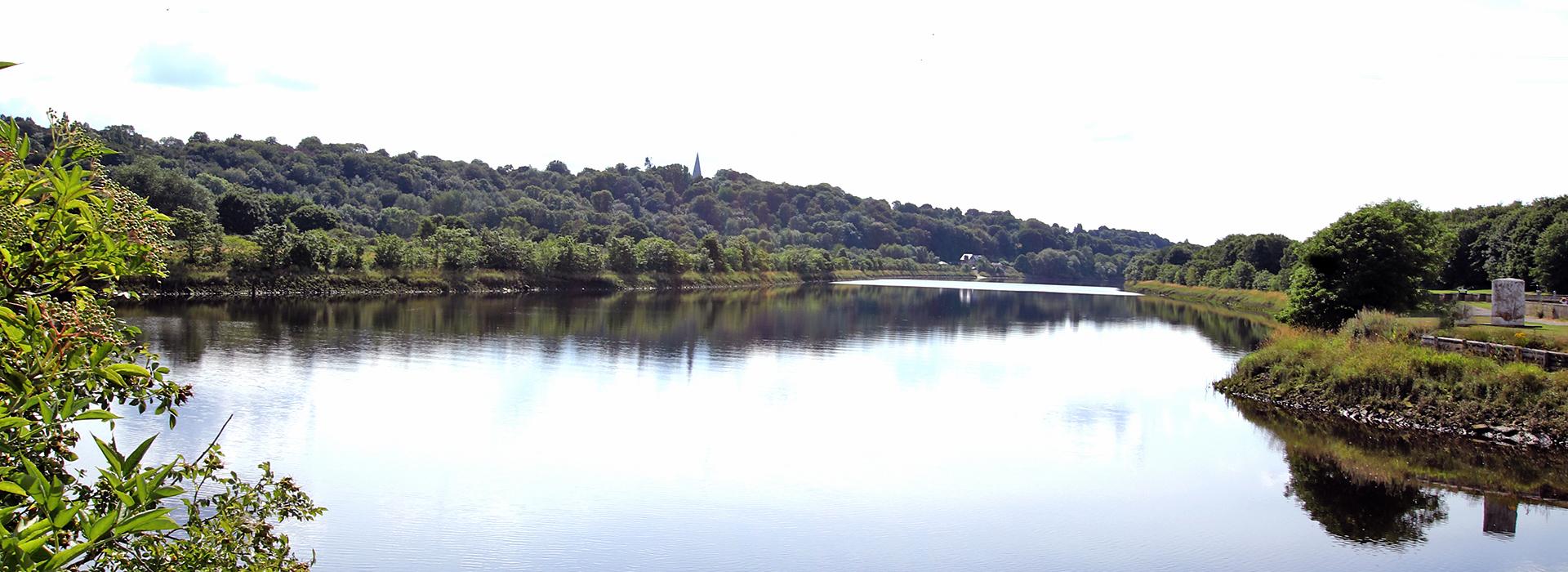 Newburn Riverside CP - looking east