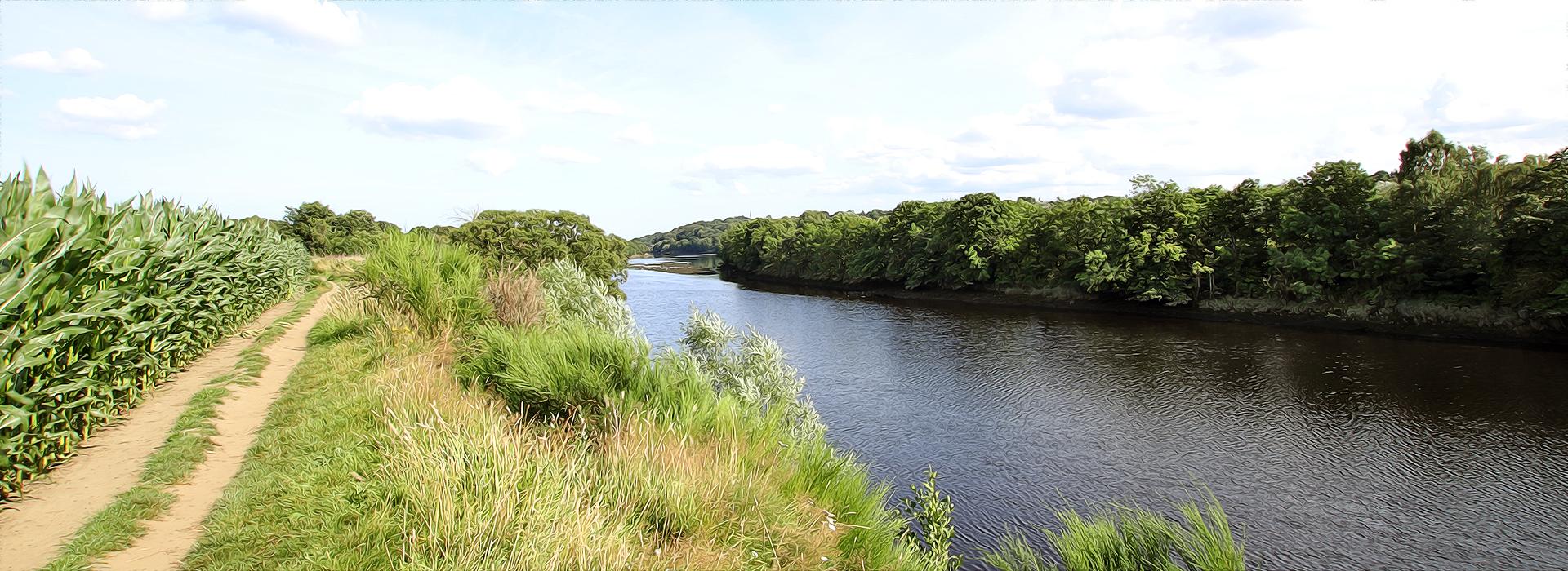 Newburn Riverside CP - River Tyne